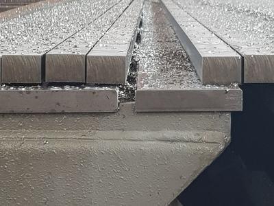 Sägezuschnitte in 1.4313+QT - Taferner Stahlhandel e.U.