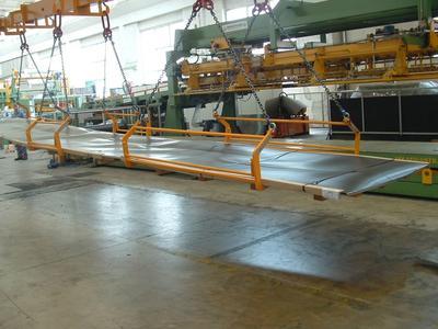 Edelstahlbleche im Sonderformat - Taferner Stahlhandel e.U.
